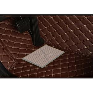 Image 4 - kokololee Custom car floor mats for Honda All Models CRV XRV Odyssey Jazz City crosstour civic crider vezel fit Accord car mats