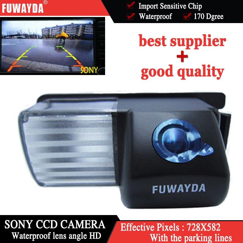 FUWAYDA SONY VUE ARRIÈRE DE VOITURE DVD GPS Navigation Kits CAMÉRA POUR NISSAN Versa Pulsar Cube 350Z 370Z GT-R Infiniti G35 G37