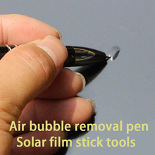 Black Air Release Tool Vinyl Bubble Removal Pen for Home Window  Film& Vehicle Wrapping Film