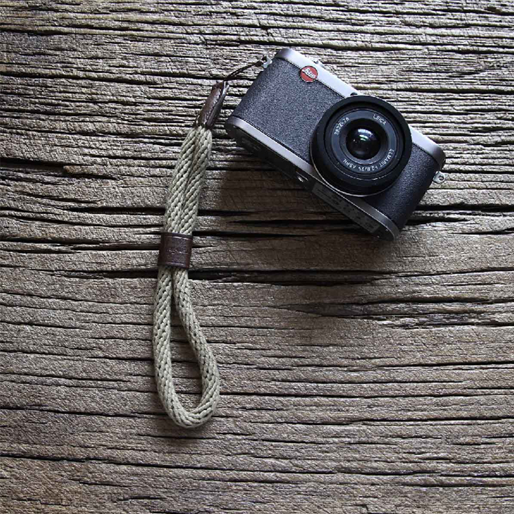 cam-in WS024 Cowskin & Cotton tape Camera Wrist Strap Leather DSLR spire lamella Hand Belt Photography Accessory 27.5cm lengthcam-in WS024 Cowskin & Cotton tape Camera Wrist Strap Leather DSLR spire lamella Hand Belt Photography Accessory 27.5cm length