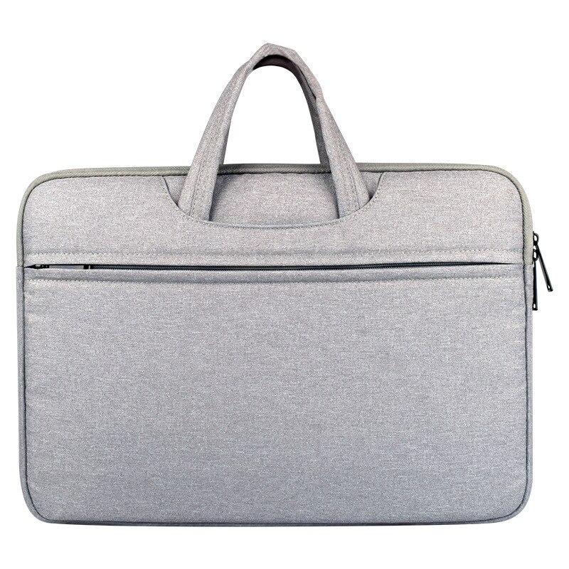 Ноутбук рукав 11 12 14 15 16 дюймов нейлон Для мужчин сумка для ноутбука пушистый Повседневное Для женщин Портфели для офиса чехол компьютер Тетр...