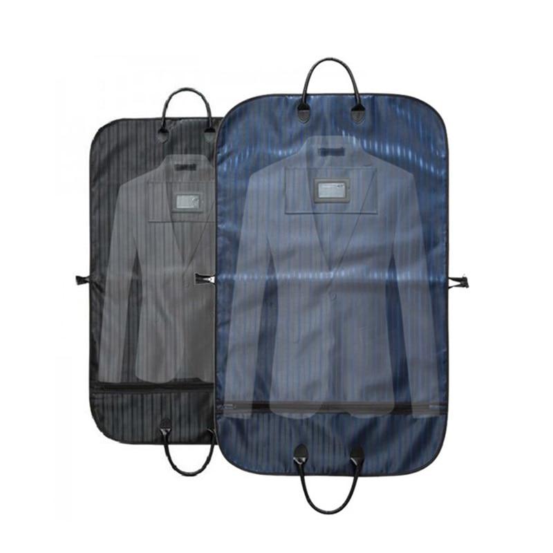 Men Women Suit Jacket Travel Storage Bag Dustproof Hanger Organizer journey Coat Clothes Garment Cover Case Travel Accessories garment bag