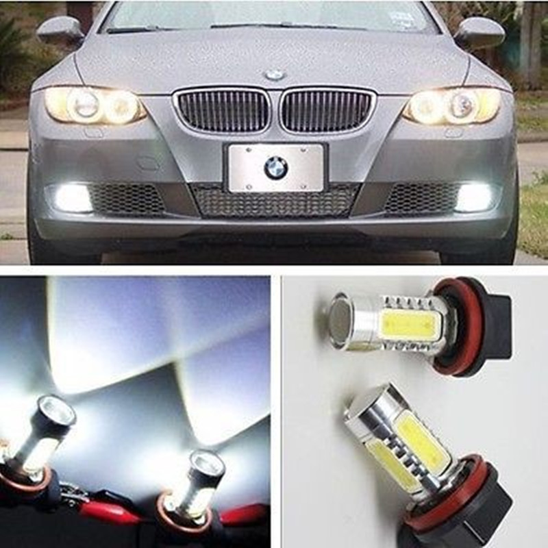 Free shipping 2pcs bright LED Canbus 7.5W White 9005/HB3 For BMW E46 325i Fog DRL Lights Bulb ползунки с грудкой трон плюс цвет желтый 5221 размер 80 12 месяцев