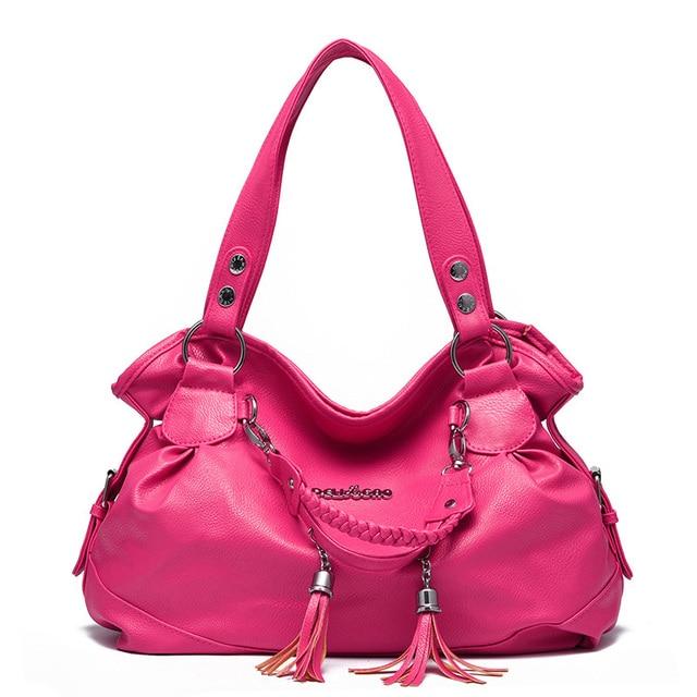 SMOOZA Women Handbags PU...
