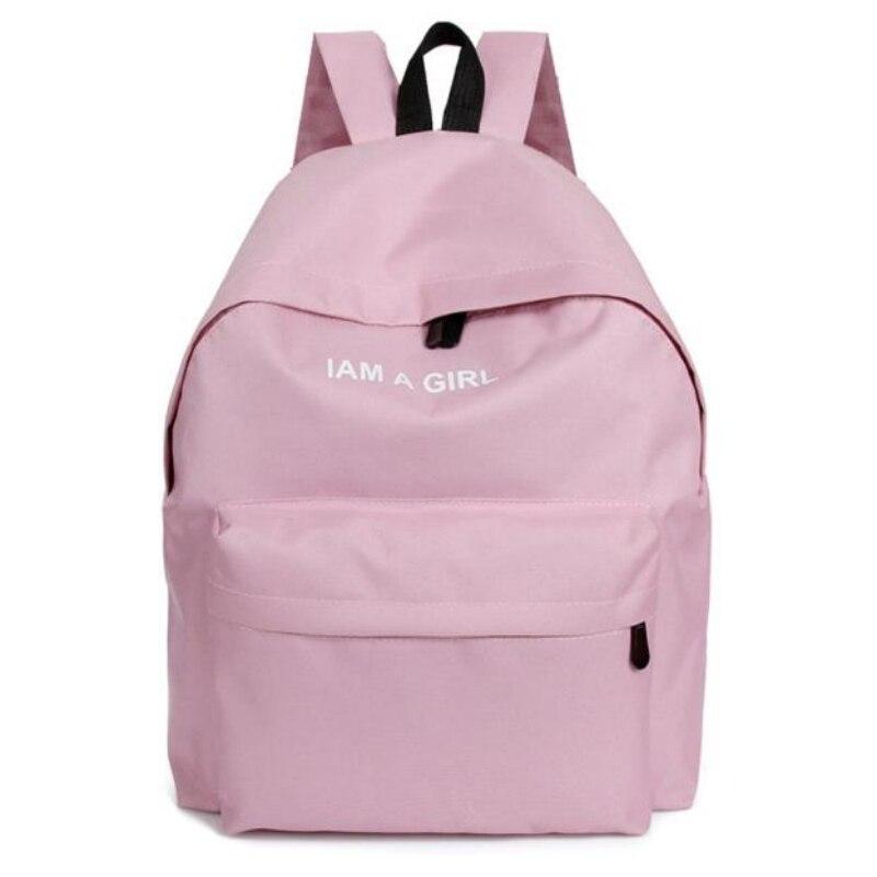 Night Day Embroidered Canvas Backpack New School Backpack For Women Teenage Girl Mochila Escolar Women Backpacks