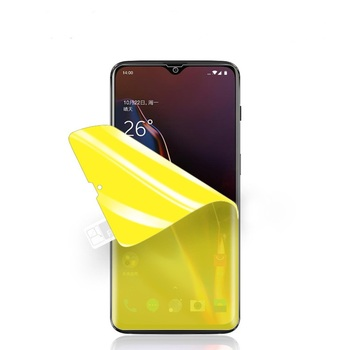 High Quality Soft Hydrogel Front Screen Protector Flim For Oneplus 6T 3D Soft Tpu Nano Front Screen Protector For Oneplus 6T