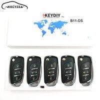 5PCS LOT KEYDIY B11 3 Button Remote Key For URG200 KD900 KD200