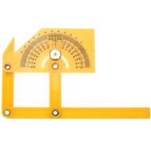 Angle Engineer 180 градусный транспортир Finder измерительный рычаг Линейка Инструмент