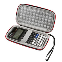 Newest EVA Hard Storage Box Carrying Travel Bag Case for Casio FX-991DE / FX-991EX Scientific Calculator and More (Only Case)(China)