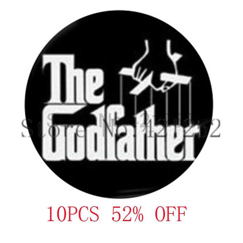 The Godfather Pendant Necklace keyring bookmark cufflink earring