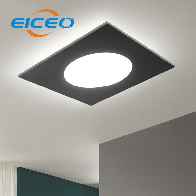 (EICEO) 2018 Ժամանակակից LED Առաստաղի լամպի - Ներքին լուսավորություն - Լուսանկար 2