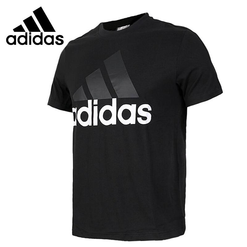 5f5f711798 Original New Arrival 2018 Adidas ESS LINEAR TEE Men's T shirts short ...