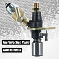 Fuel Injector Injection Pump with Solenoid KDE6700T For Diesels Generator Engine