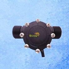Water-Flow-Sensor Electrical-Flowmeter for Water-Purifier Smart-Card USN-HS10TB 1-Hall-Effect