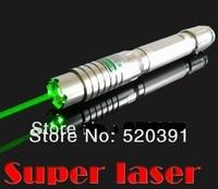 High Power Mw Green Laser Pointer 2000000m 532nm SOS Lazer Flashlight Burning Match/Burn Light Cigars/candle/black Hunting