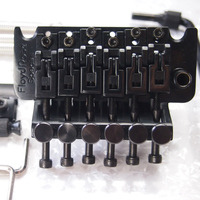 Genuine Original Floyd Rose Special Series Tremolo System Bridge FRTS2000 Black Without Original Packaging
