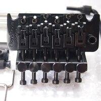 Serie BRACCIO Floyd Rose Speciale Chitarra Elettrica Sistema di Bloccaggio Tremolo Ponte FRTS2000 Nero (Senza imballaggio)