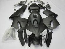 ZXMT Matte Black Gloss Fairing Kit For Honda CBR600RR 2005 2006 F5 ABS Injection Bodywork UV light curing paint