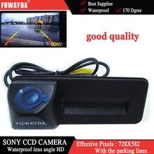 FUWAYDA sony ccd For skoda octavia fabia audi A1 car Rear view font b camera b