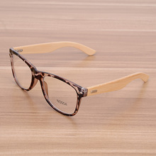 Classic Wooden Spectacles