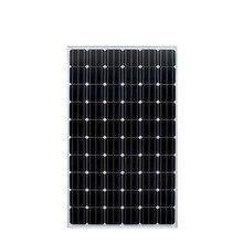Panneau Solaire 20v 250w 4 Pcs 1000w Solar Panel Systeme Home Power System Motorhome Rv Caravan Car Camp Lighting