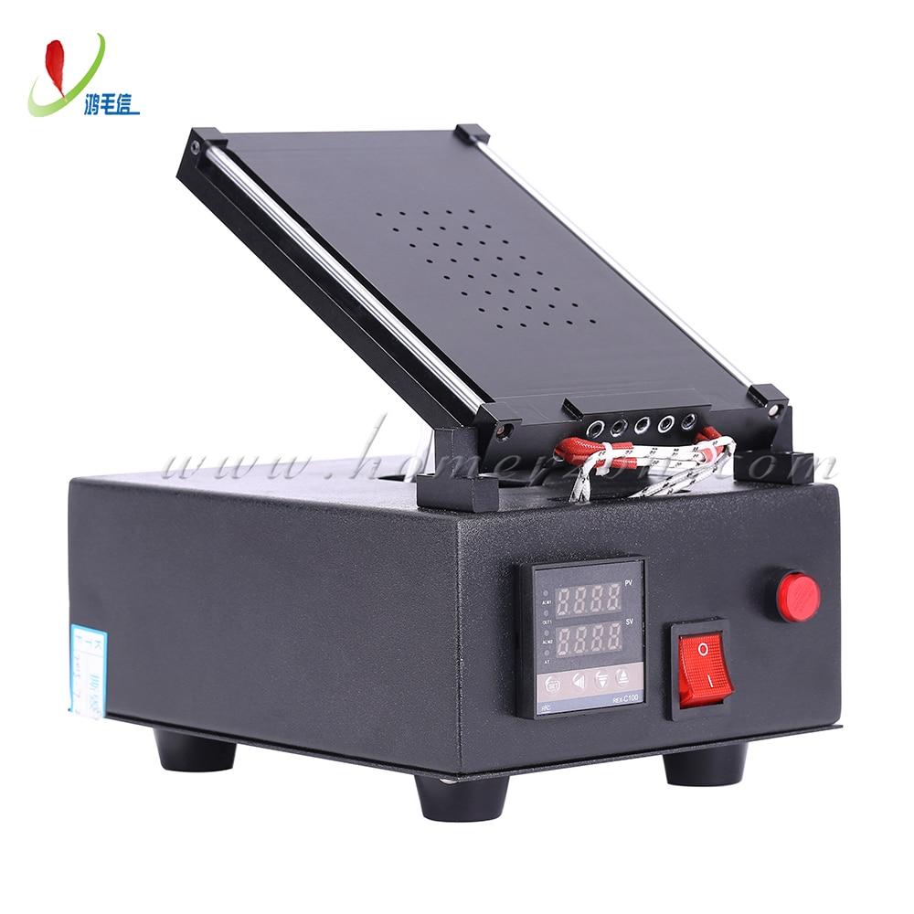 Easy Fix LCD Separator Machine Air Pump Installed Internally Vacuum Separate for Mobile Phone Glass Screen Repair