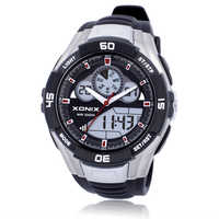 ¡Superventas! relojes deportivos para Hombre a prueba de agua 100m reloj analógico-Digital para correr natación buceo reloj de pulsera reloj para Hombre relojes Hombre