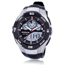 Relojes deportivos para Hombre, digitales y analógicos, resistentes al agua hasta 100m, para correr, nadar, bucear, masculino