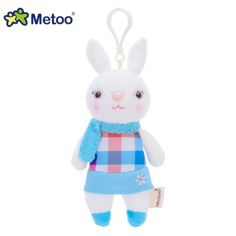 提拉米兔经典吊饰-彩格