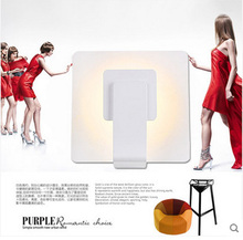 contracted led wall light wall lamp new elements bedroom corridor wall lights free shipping