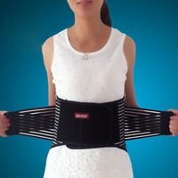 High Elasticity Mesh Breathable With Health Care Removable Steel Waist Support Back Support Brace Bodybuilding Belts
