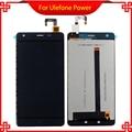 Para Poder Ulefone Original Pantalla LCD Asamblea de Pantalla Táctil Para Ulefone Poder 1920x1080 Herramientas Gratuitas