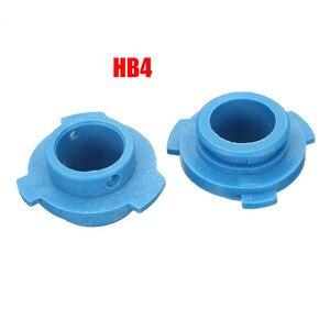 2 قطعة سيارة الصمام العلوي المصباح الكهربي قاعدة محول مآخذ التوكيل حامل 880/9006-HB4/9005-HB3/H11/H7 /H4-HB2/H3/H1