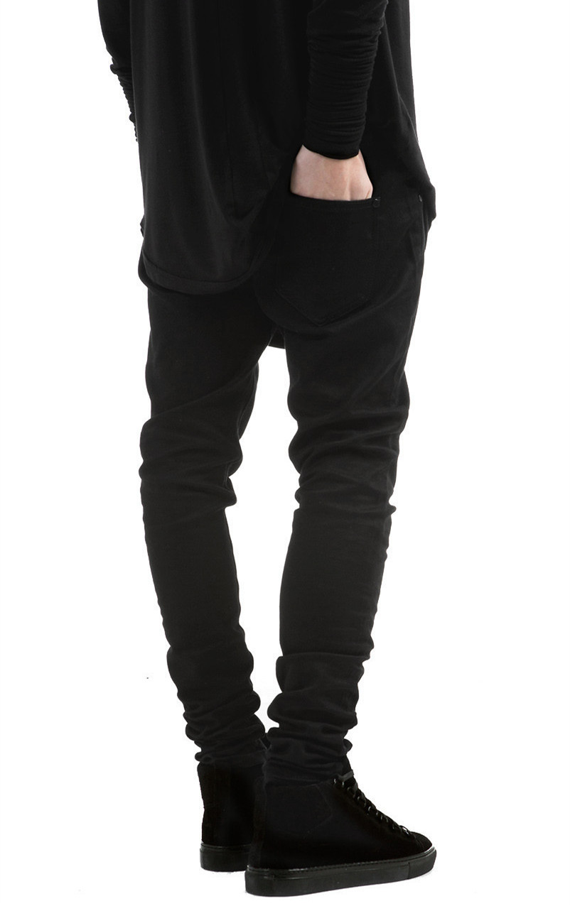 Aliexpress.com : Buy Men Brand Skinny Jeans 2015 Runway Destroyed ...