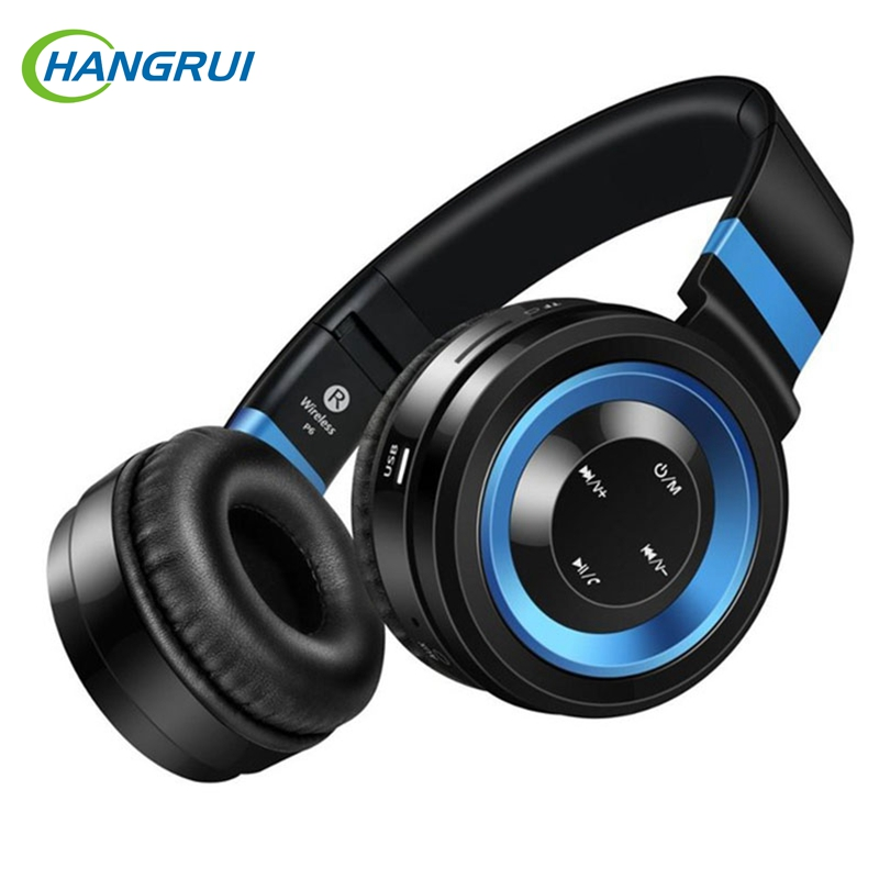 Bluetooth Headphone With Mic Wireless Headphones Support TF Card FM Radio Bass Headset For iPhone Xiaomi audifonos bluetooth