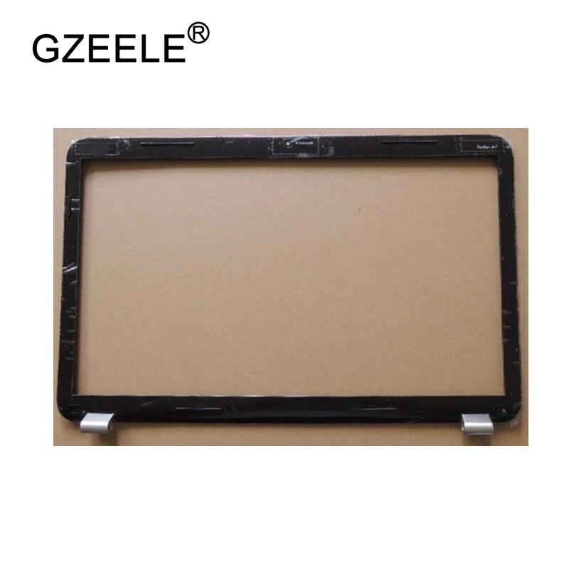 GZEELE USED LCD Bezel Screen Cover Front Frame for HP Pavilion DV7 DV7 6000 LCD Front