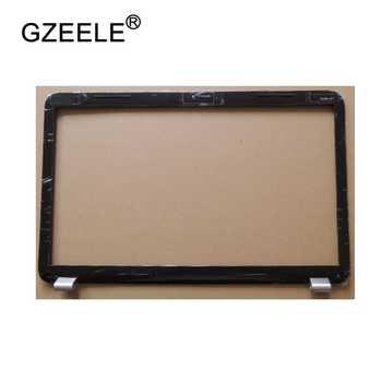 GZEELE 使用される LCD ベゼル画面カバーフロントフレーム Hp パビリオン DV7 DV7-6000 Lcd 前面ベゼルの 17.3 665592-001 黒 - DISCOUNT ITEM  8% OFF パソコン & オフィス