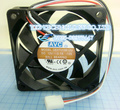DE07015B12U 70*70*15mm 12V 0.7A 7CM Double ball Wind capacity CPU Chassis Fan Kind shooting