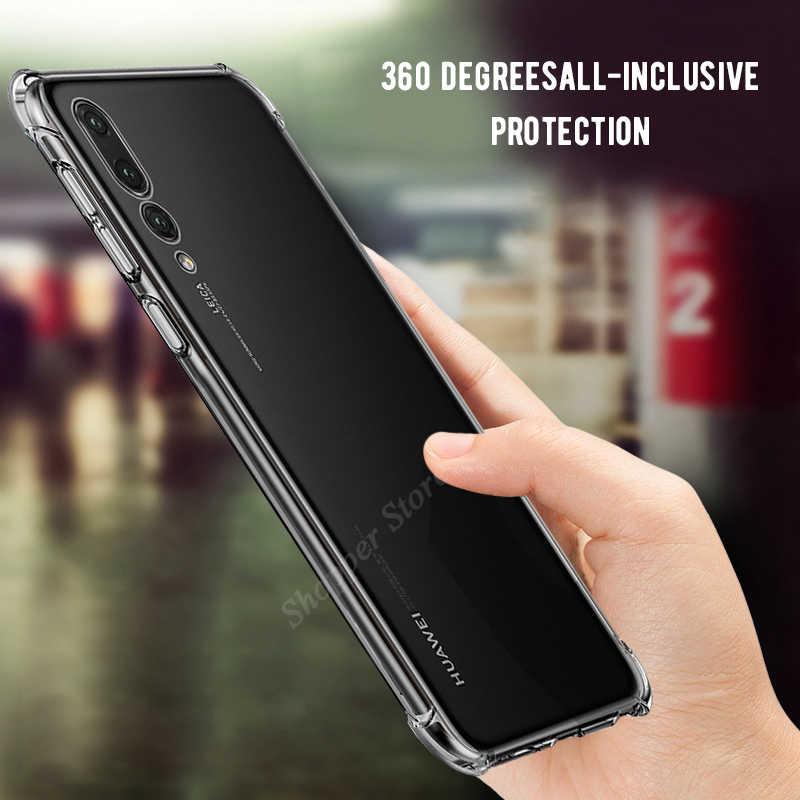 2019 Case For Huawei Mate20X P20 Lite Mate 10 6C 20 Pro 20 Lite Nova 3i 3 2i Y9 Airbag For Honor 8 8X MAX 9i Note 10 V9 Play Bag