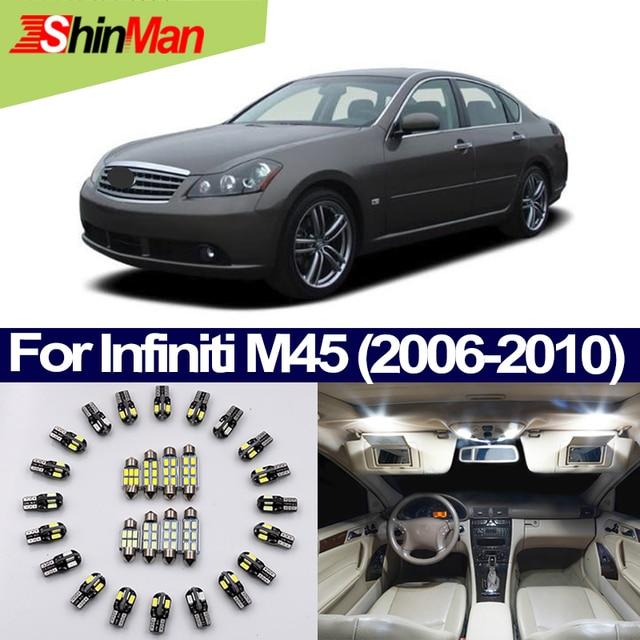 Shinman 13x Error Free Car Led Interior Lighting Kit Led Interior