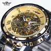 Transparent Gold Watch Men Watches Top Brand Luxury Relogio Male Clock Men Casual Watch Montre Homme