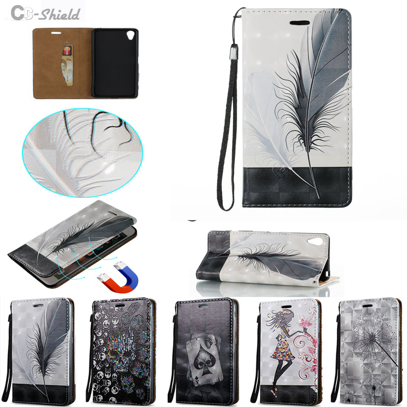 for Sony Xperia XA X A F3111 F3113 F3115 F3112 5.0 Phone Leather Cover for sony xperia xa dual f3112 F 3111 3112 3113 3115 Case