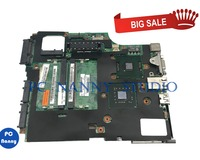 PCNANNY 04W6755 04W6766 para Lenovo Thinkpad X200  placa base para ordenador portátil P8600 DDR3 48.47Q06.031 probada