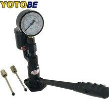 Herramientas profesionales PS400AI, boquilla para inyector de combustible de diésel, probador de motor