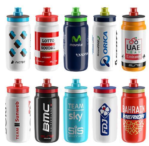 ELITE Water Bottle BIKE Cycling Fly Teams 2018 500ML Movistar
