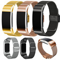 Simplestone Milanese Stainless Steel Watch Band Strap Bracelet For Fitbit Charge 2 Tracker Dec9