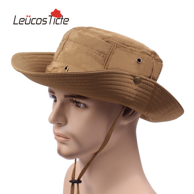 LeucosTicte Monochrome Fisherman Hat Men Big Canopies Hat Holiday Tourism Mountaineering Sun Hats Women Simple Flat  sc 1 st  AliExpress.com & LeucosTicte Monochrome Fisherman Hat Men Big Canopies Hat Holiday ...