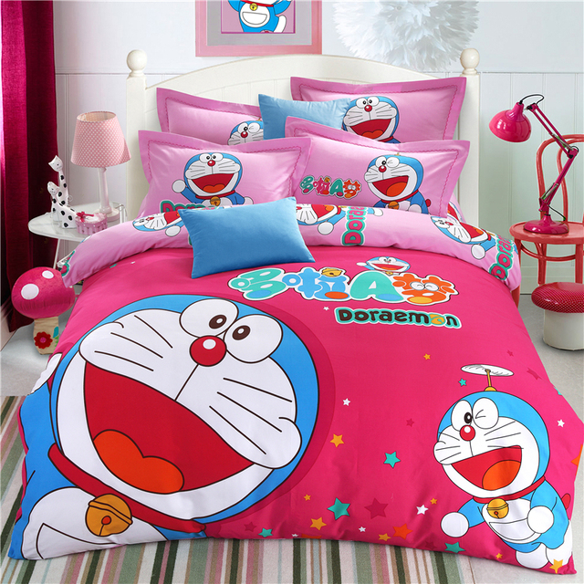 S And Kid Duvet Cover 2017 Pokonyan O Kitty Super Mario Scooby Doo Spongebob Barbie Pokemon