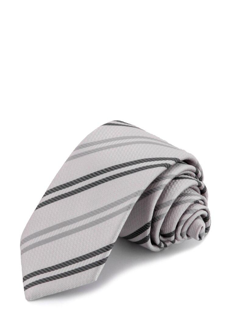 Bow tie male CASINO Casino poly 7 gray 512 1 01 Gray