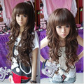 Lady's 65cm Wave Long Daily Fashion Beauty Synthetic Party Hair Wig,Cos Wig.Free shipping